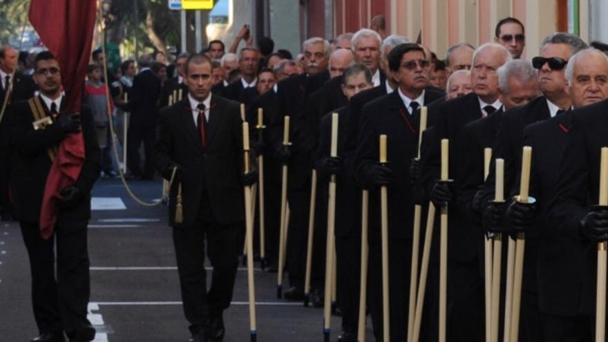 Suspendidas todas las procesiones de Semana Santa en Tenerife