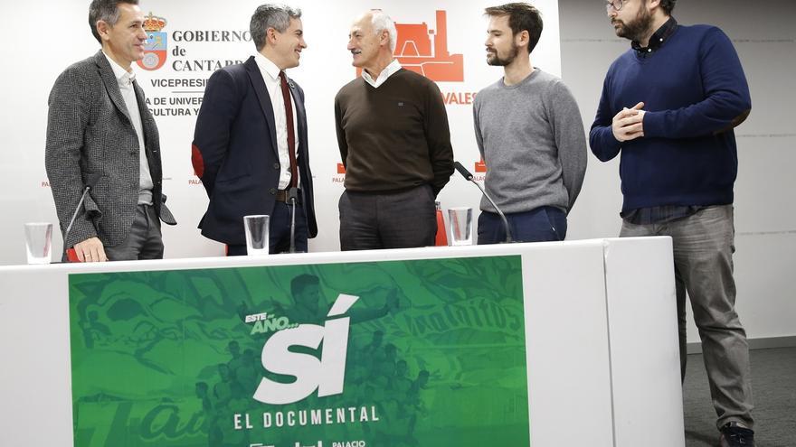 El racinguismo podrá revivir el ascenso a Segunda del club con el documental 'Esta vez sí', que se estrena el día 12