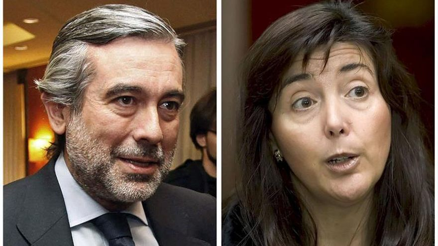 El Poder Judicial archiva las diligencias abiertas contra López y Espejel