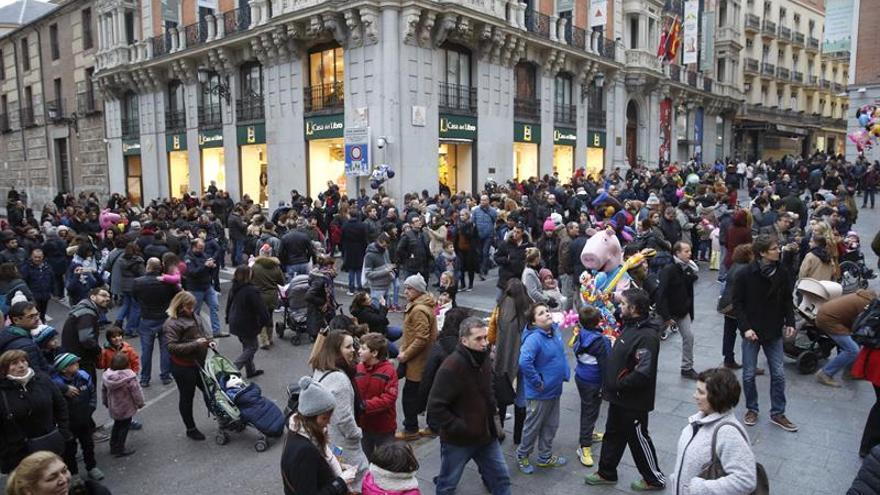 El aumento de compras online pone a prueba el comercio tradicional en Navidad