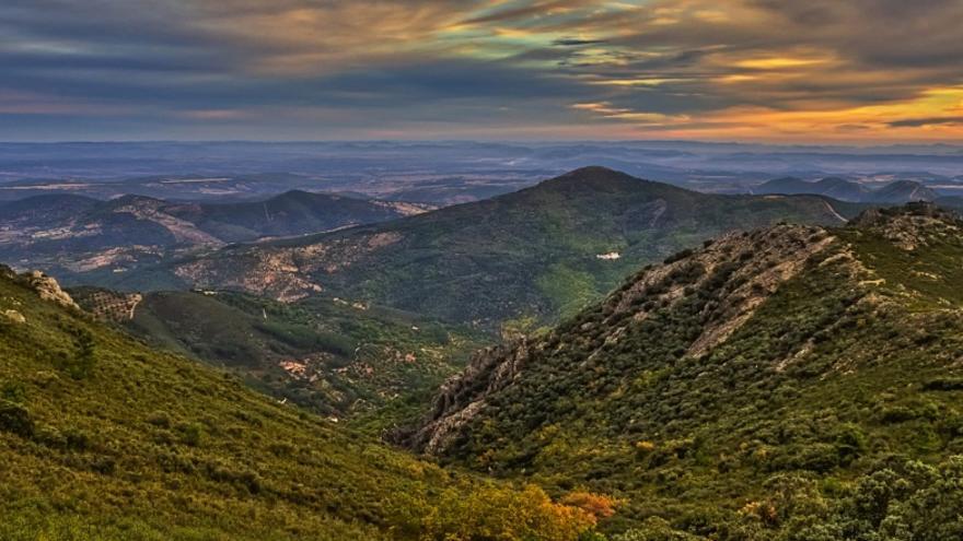 El Geoparque es una zona muy importante no solo por su valor ecológico e histórico sino por la importancia que representa a nivel empresarial / Junta