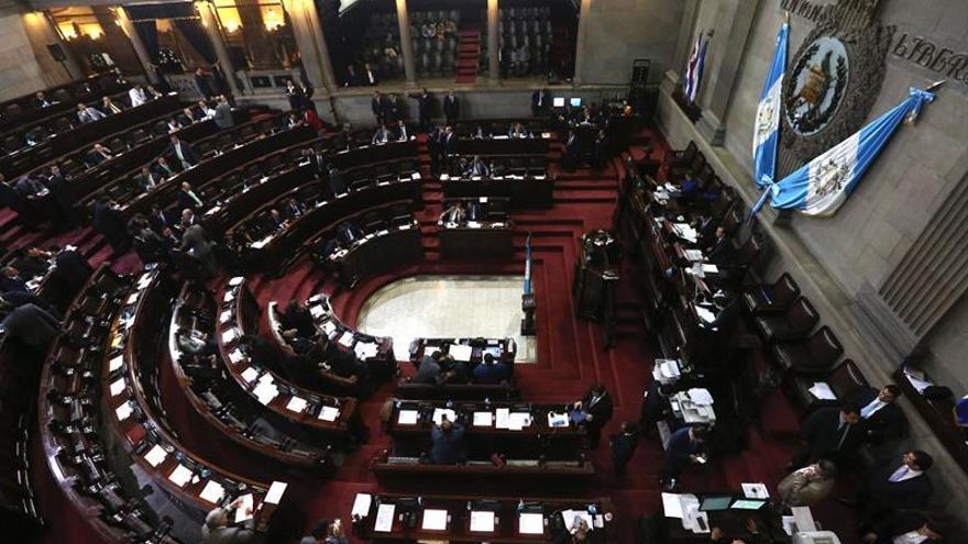 El hijo del alcalde de Guatemala es el nuevo presidente del Congreso del país