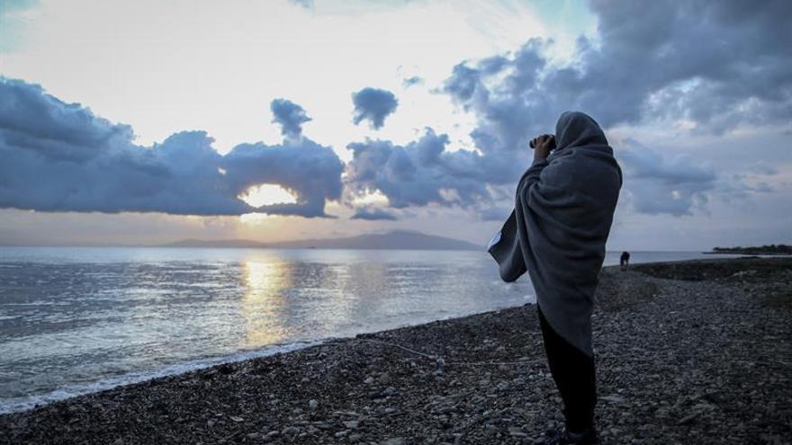 Tres cadáveres de niños aparecen en la costa de Lesbos en tres días