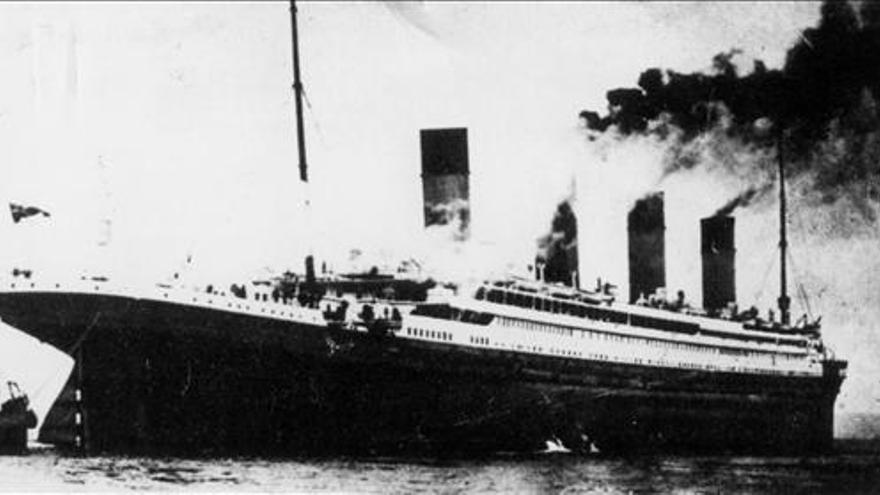 Una compañía china construirá una réplica del Titanic para atraer turistas