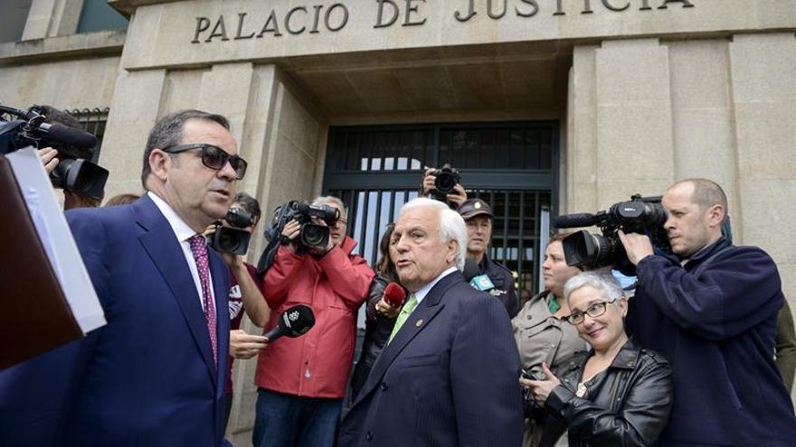 Baltar Pumar llega al juzgado sin hacer declaraciones en la causa por cohecho