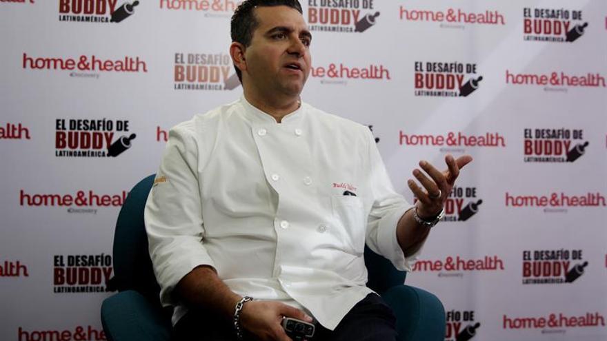 """El """"Cake Boss"""" llevará la pastelería a otro nivel en """"Sweet Fair"""" de Medellín"""
