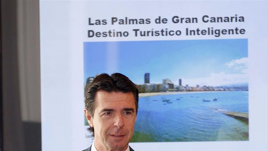 El ministro de Industria, José Manuel Soria. EFE/Elvira Urquijo A.