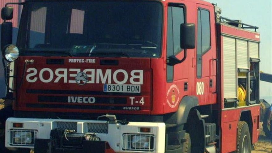 Desalojado un bloque en Ávila tras fuerte explosión por instalación de gas