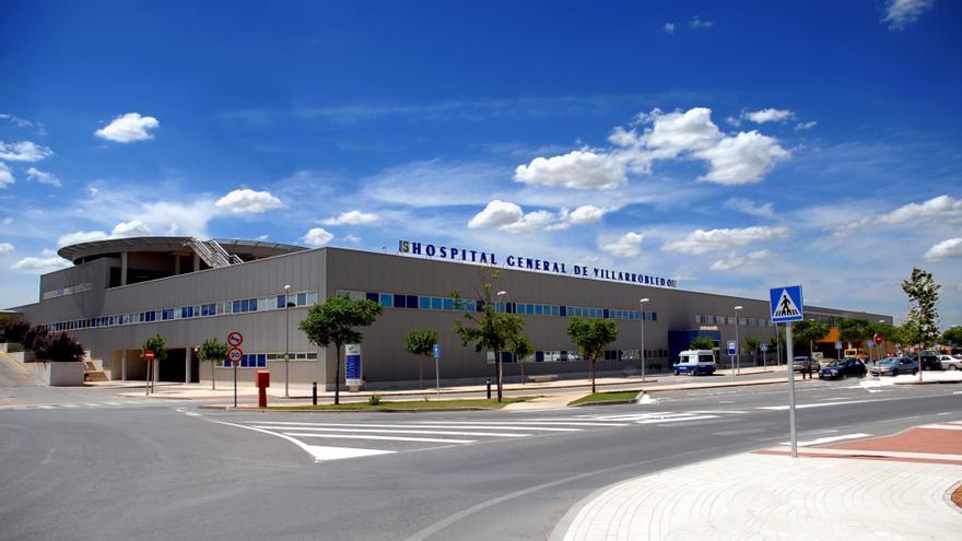 Hospital de Villarrobledo (Albacete) / Foto: Complejo Hospitalario de Albacete
