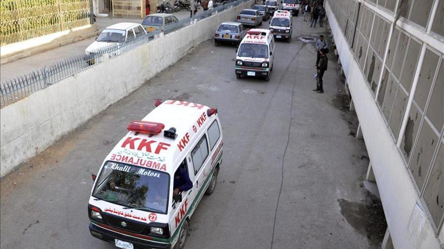 Mueren 10 insurgentes y 3 soldados en una zona tribal de Pakistán