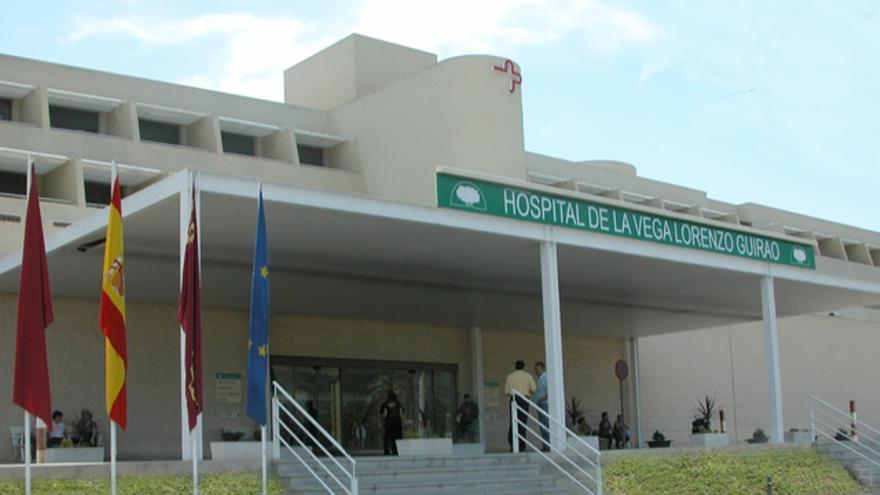 Hospital de la Vega Lorenzo Guirao, de Cieza