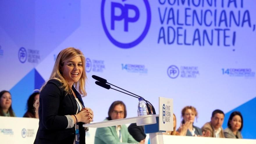 """Eva Ortiz: """"Nada podrá parar a un PPCV unido al que los valencianos necesitan más que nunca"""""""