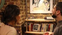 Una librería de Estambul conecta a los jóvenes sirios refugiados con sus raíces