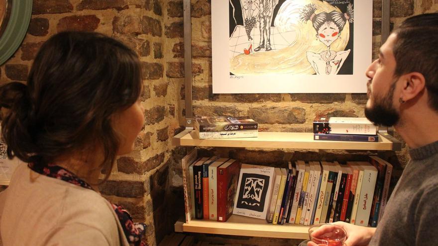"""""""Nosotros no podemos cambiar, pero podemos ayudar a la próxima generación a cambiar para bien"""", señala el fundador de la librería."""