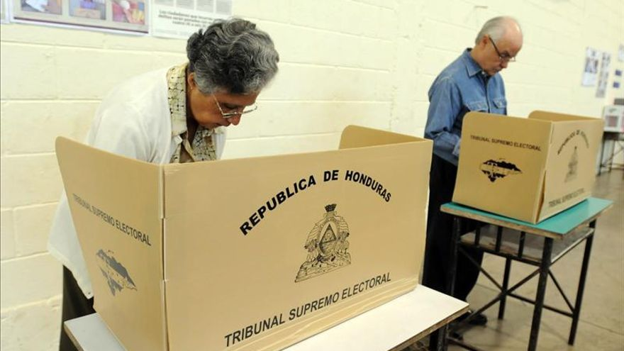 Inician las elecciones en Honduras que definirán si continúa o no el bipartidismo