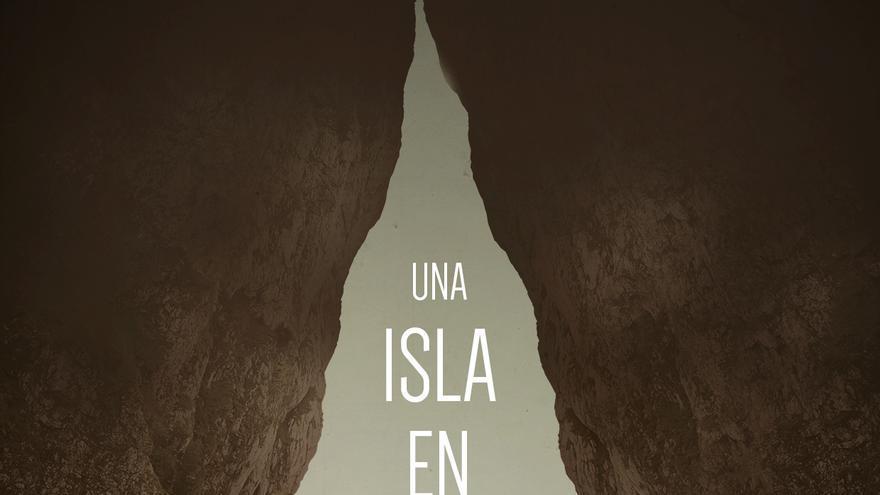 Cartel de 'Una isla en escena'.