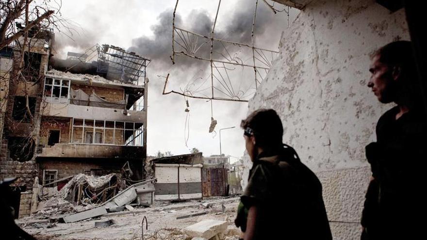 """El ejército sirio seguirá la lucha contra los """"terroristas"""" tras la victoria en Al Quseir"""