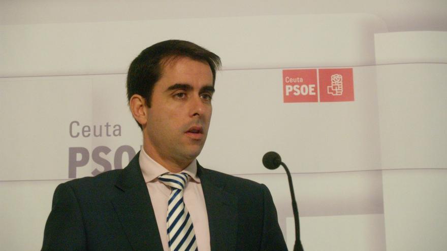 """El líder del PSOE de Ceuta pide un Comité Federal para aclarar """"las formas"""" de la destitución de Tomás Gómez"""
