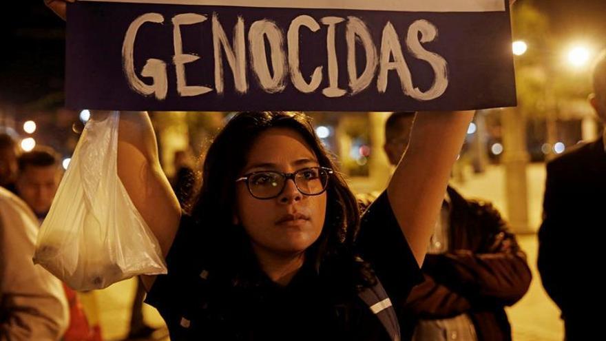 La CIDH confirma 277 muertos en protestas y el aumento de la represión en Nicaragua