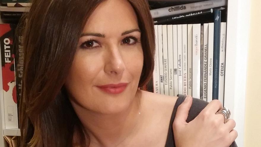 Lara Siscar, periodista y presentadora de los informativos de TVE.