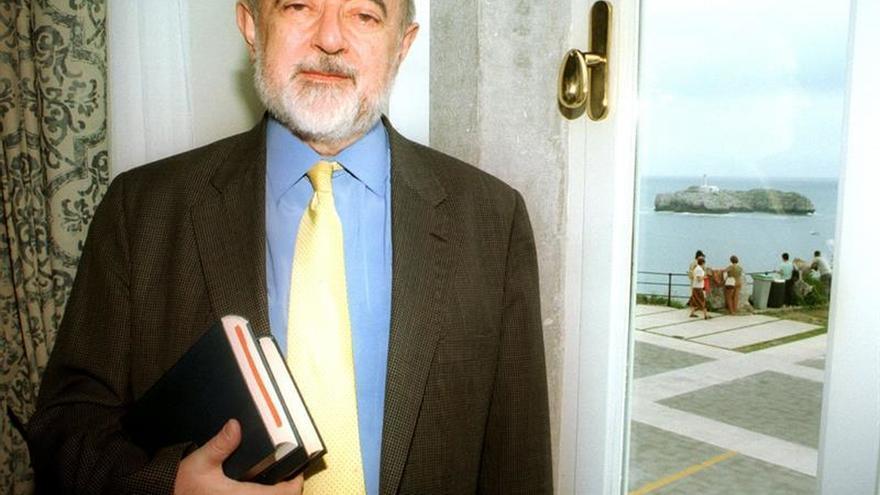 """García Gual, autor del """"Diccionario de mitos"""": el gran héroe ya no es posible"""