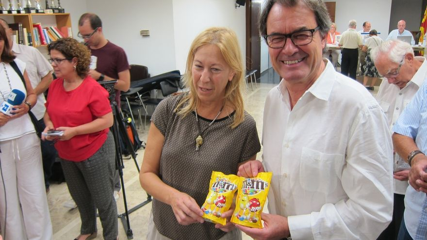 """Artur Mas: """"Ni la antigua CDC ni el PDC apoyarán en ningún momento a Rajoy"""""""