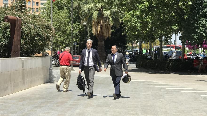 Ricardo Costa asegura que está colaborando con la Justicia tras más de dos horas de declaración por la Fórmula 1