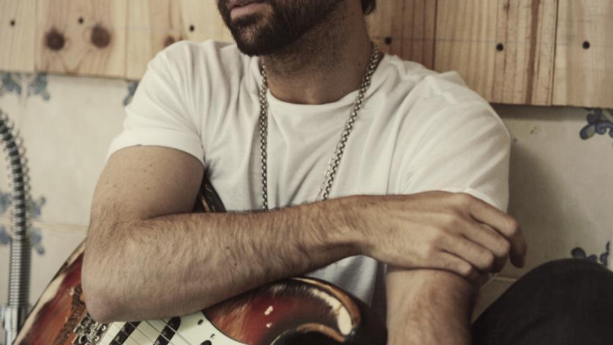 El cantante y compositor David Otero.