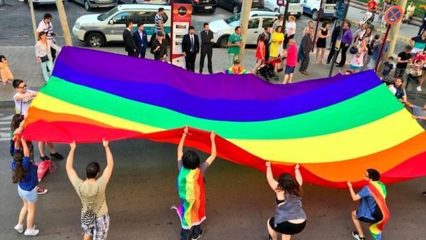 Orgullo LGTBI en Albacete