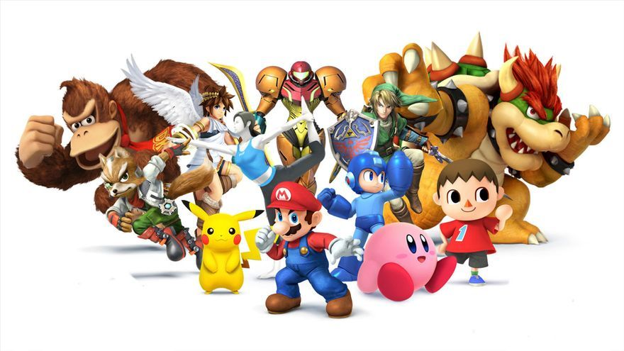 Super Smash Bros for Wii U