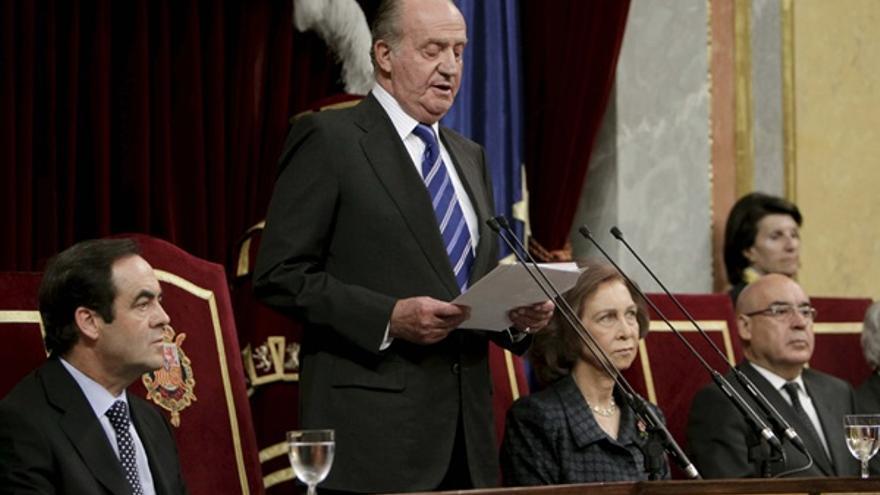 Rey_Parlamento