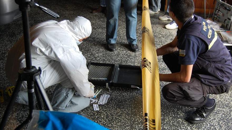 La policía científica española forma a la uruguaya en resolución de delitos