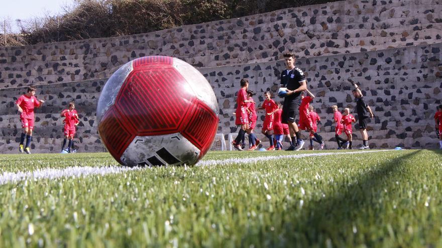 Una de las sedes de la EFT estará en la Ciudad Deportiva Tenerife Javier Pérez.