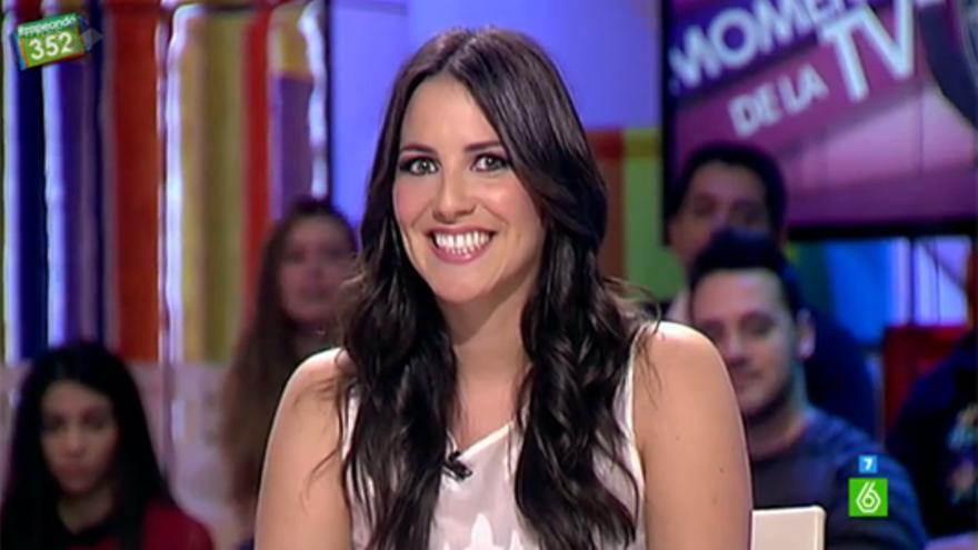 Irene Junquera, del 'Chiriguito' y 'Zapeando': ¿Qué piensa de sus jefes?