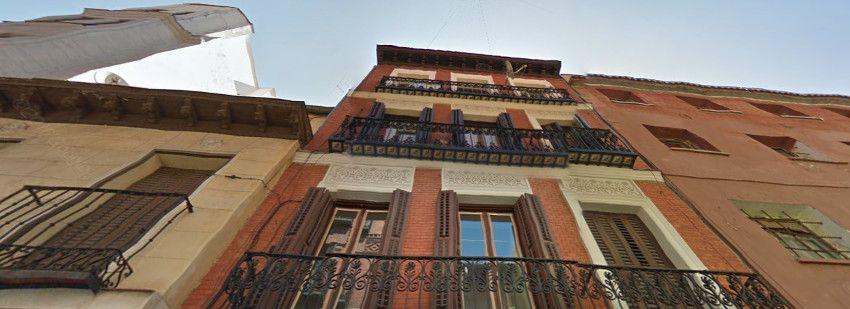 Calle Acuerdo 10 | Imagen: Google Street View