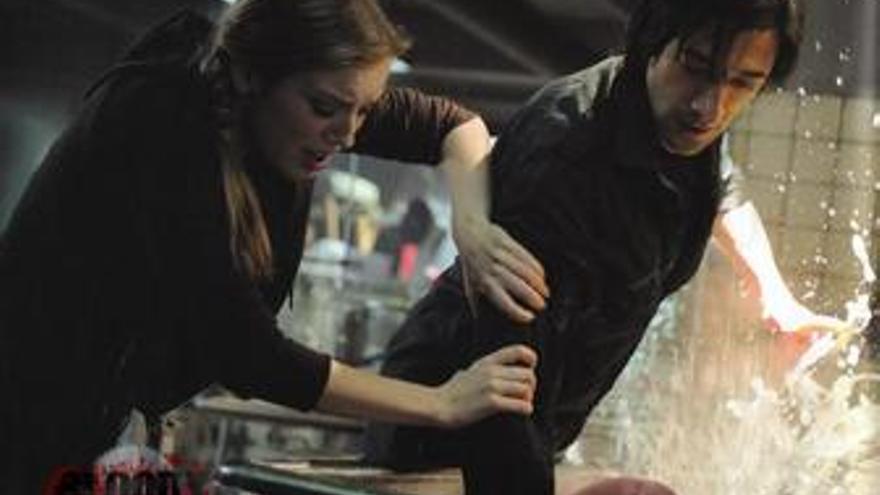 "Adrien Brody crea al ""Frankestein del siglo XXI"" en 'Splice'"