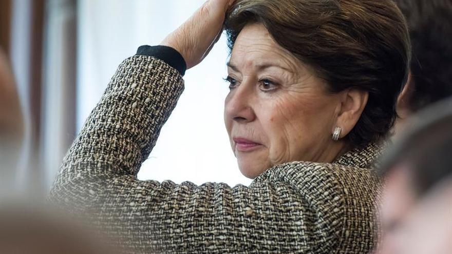 """Magdalena Álvarez, al tribunal del caso ERE: """"Es un error pensar que la Consejería de Hacienda lo controlaba todo"""""""