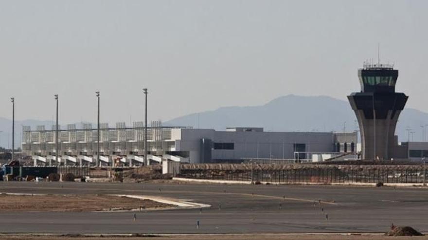 Aeropuerto de Corvera, Murcia