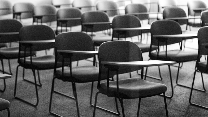 En la investigación, colocaron a los alumnos en dos aulas, una tranquila y otra con ruido