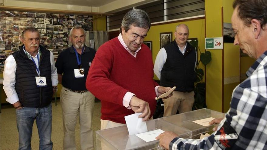 """Cascos admite que Foro ha obtenido unos resultados """"negativos"""" en Asturias"""