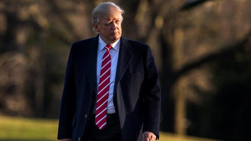 Demócratas piden a Trump publicar el registro de visitas a la Casa Blanca y a Mar-a-Lago