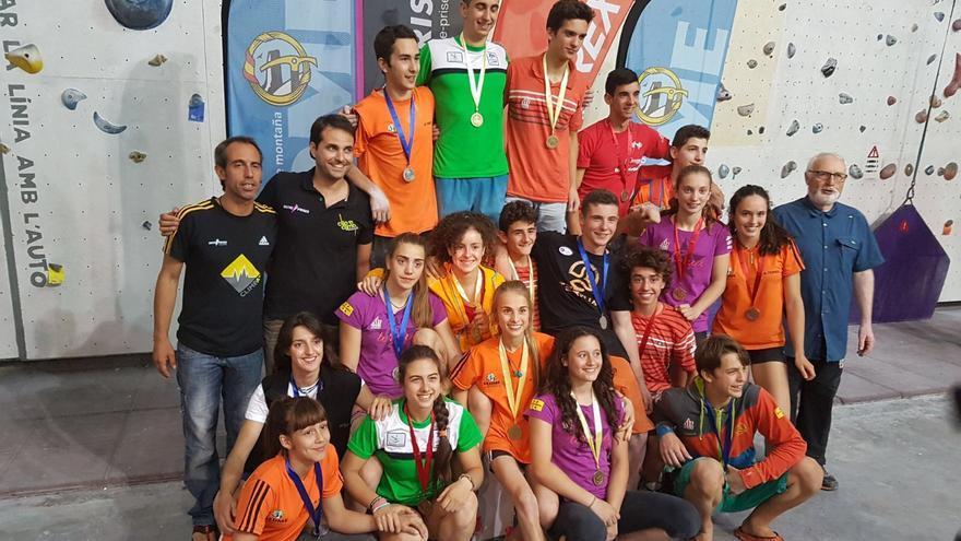 Campeonato España Bloque Juvenil.