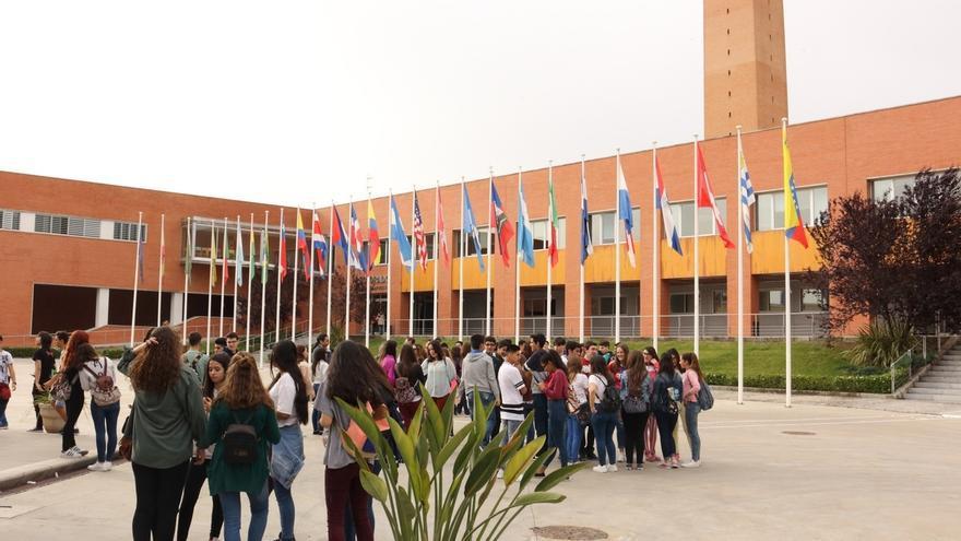 Cerca de 1.500 estudiantes de 29 centros sevillanos visitan la UPO en su Jornada de Puertas Abiertas