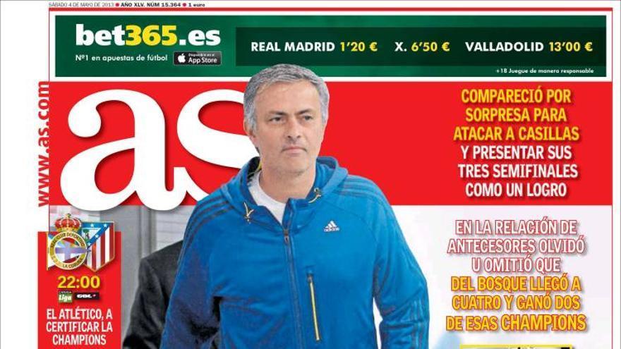 Las portadas de día (4-05-2012) #14