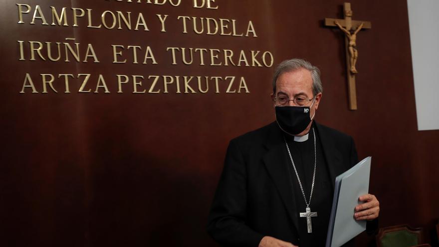 El arzobispo de Pamplona pide perdón por los abusos sexuales en un colegio religioso