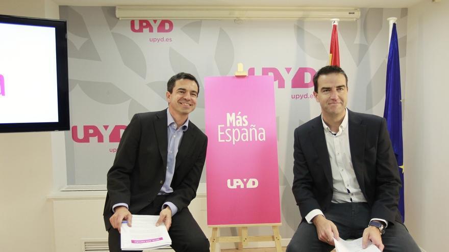"""El presidente de la Gestora de UPyD responde a Rosa Díez y Herzog que el partido sigue siendo """"necesario"""""""