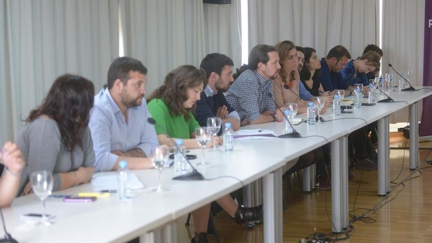 """Iglesias: """"Que González entre en la cárcel es una manera de decir que el PP debería estar en la cárcel"""""""