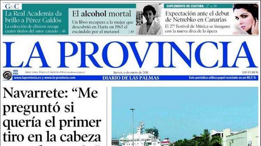 De las portadas del día (06/01/2011) #4