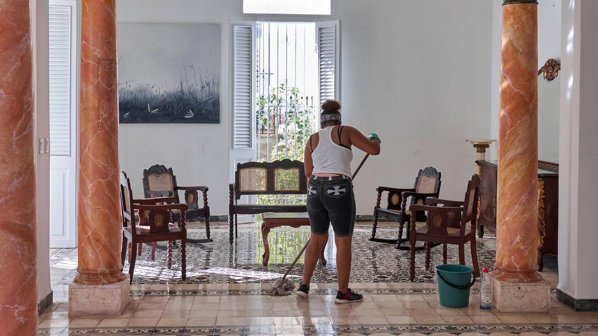 Un Arbn en Cuba