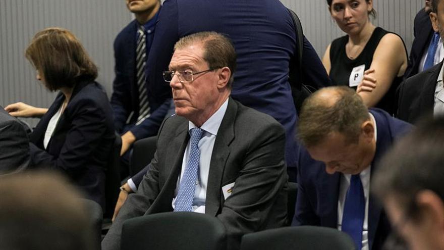 La excúpula de Banco de Valencia, condenada a hasta cuatro años de cárcel